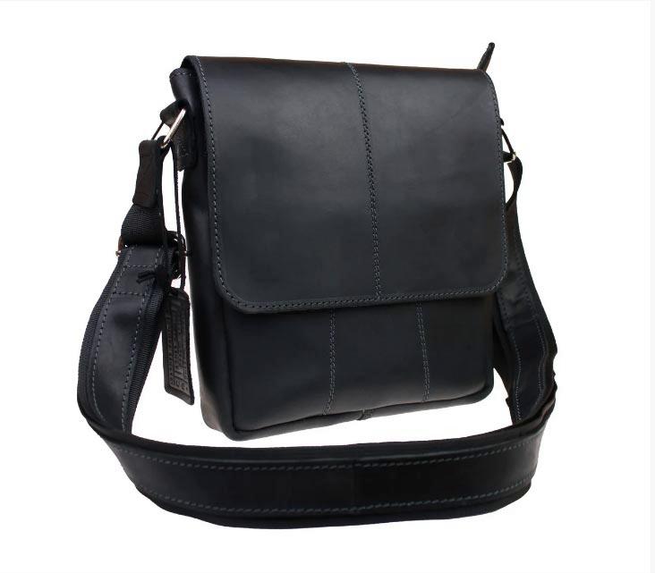 Купить мужскую кожаную сумкуSM01VP-140