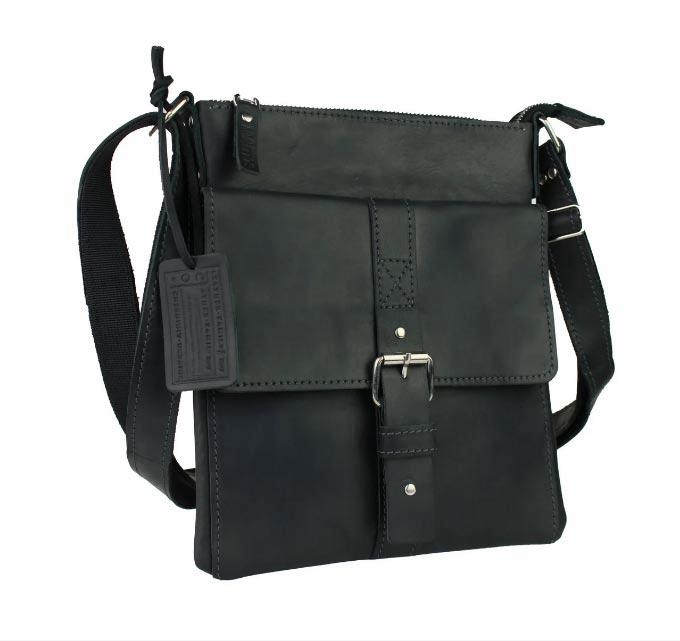 Купить мужскую кожаную сумку SM01VP-90