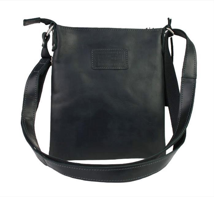 Купить мужскую кожаную сумкуSM01VP-90