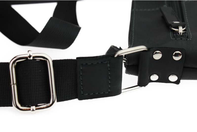 Купить мужскую кожаную сумку SM01VP-112
