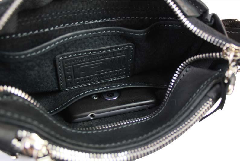 Купить мужскую кожаную сумкуSM01VP-129