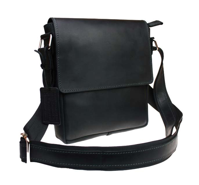 Купить мужскую кожаную сумку SM01VP-129