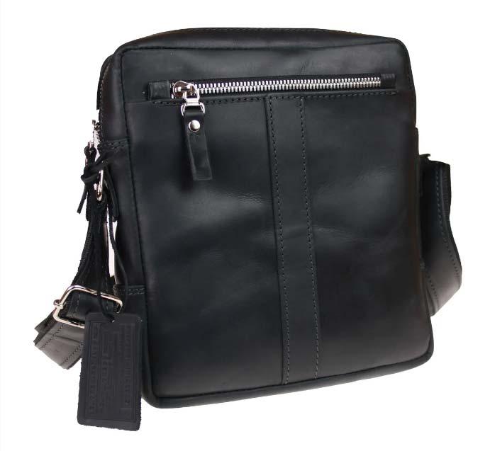 Кожаная сумка планшет SM01VP-136