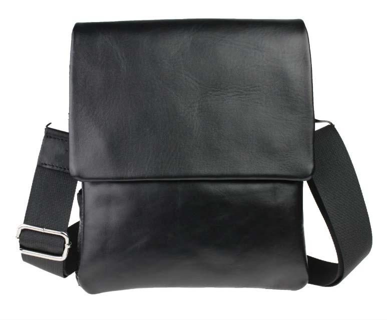 Кожаная сумка планшет SM01VP-34