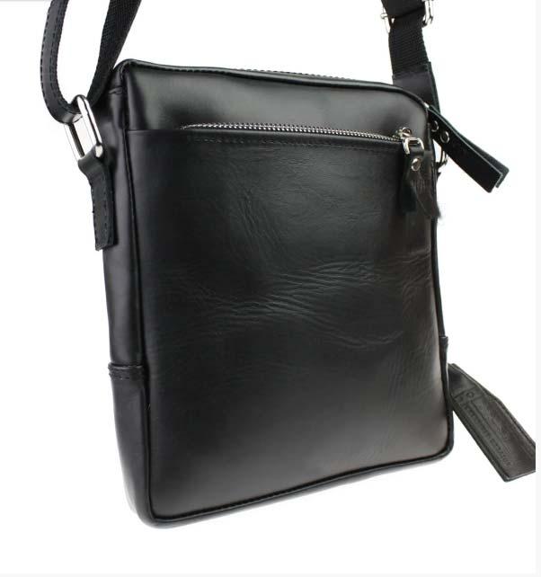Кожаная сумка планшет SM01VP-37