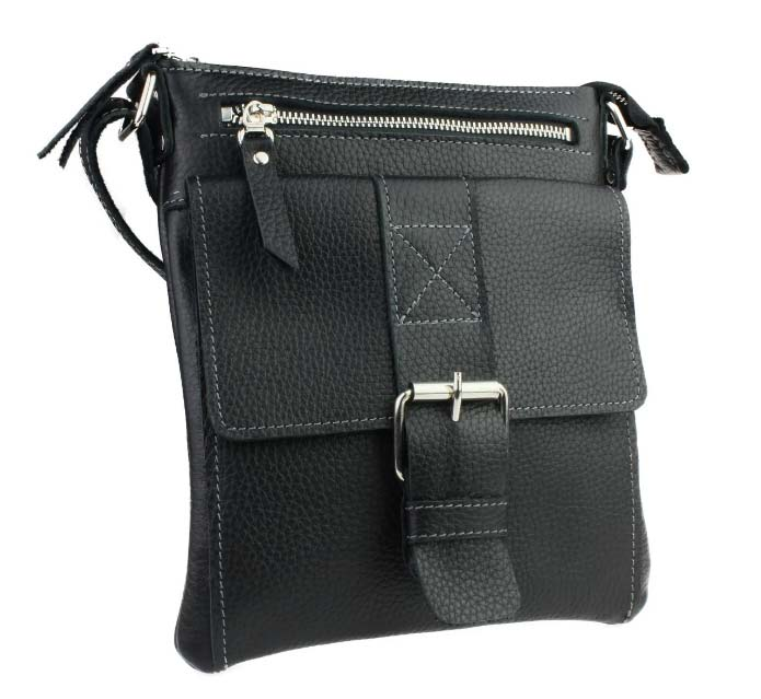 Кожаная сумка планшет SM01VP-42