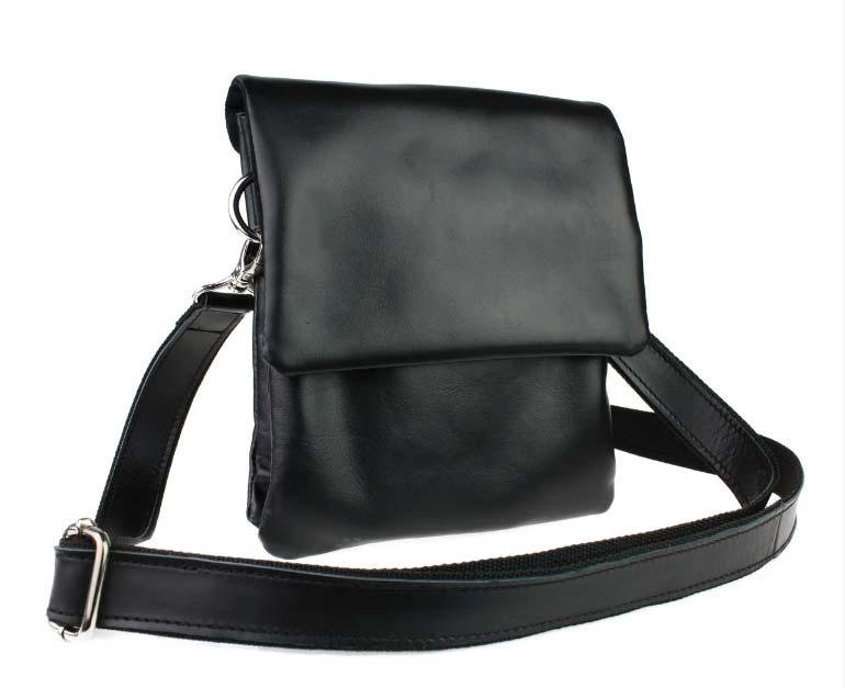 Купить мужскую кожаную сумку SM01VP-50