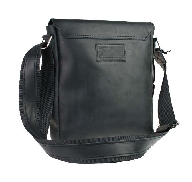 Купить мужскую кожаную сумку SM01VP-53