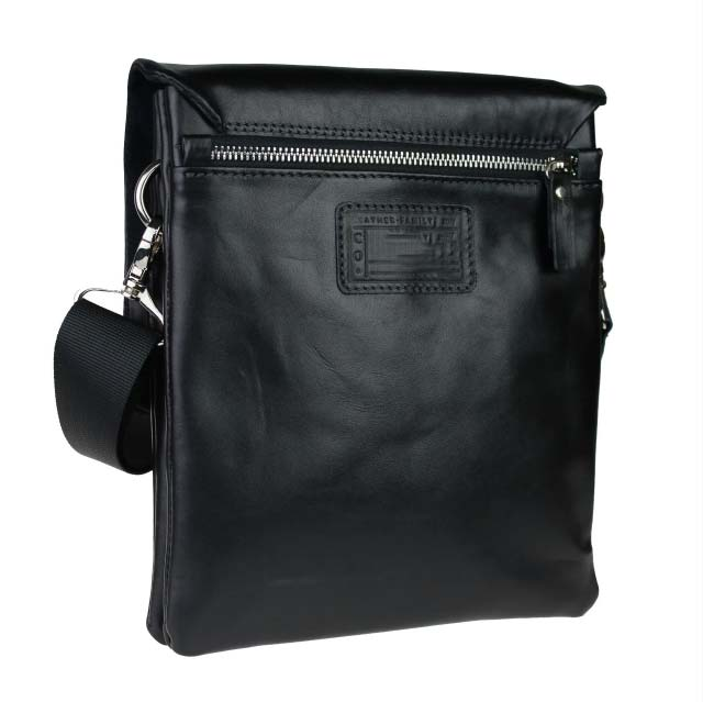 Кожаная сумка планшет SM01VP-73
