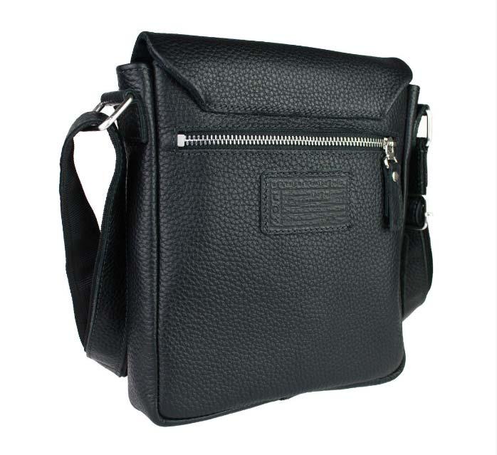 Кожаная сумка планшет SM01VP-97