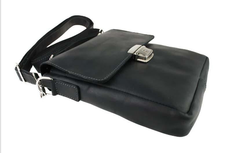 Купить мужскую кожаную сумку SM01VP-98