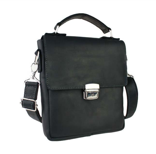 Купить мужскую кожаную сумкуSM01VP-98