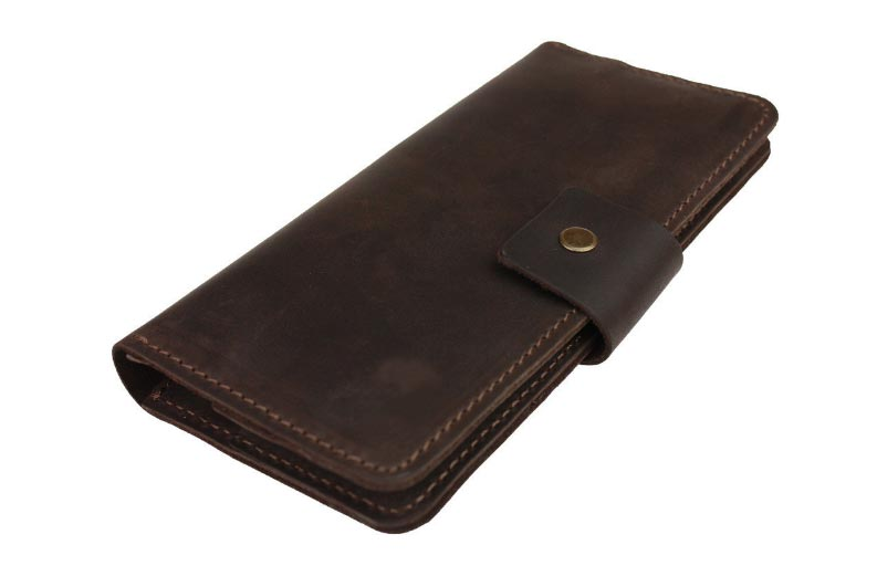 Кошелек мужской купюрник портмоне для денег KM13K-41