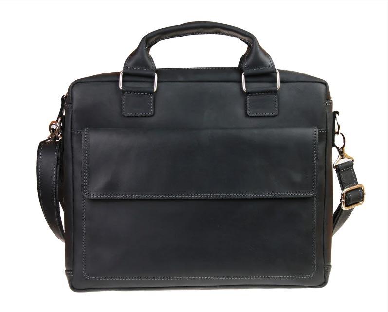 Кожаная сумка для документов sm03g-12