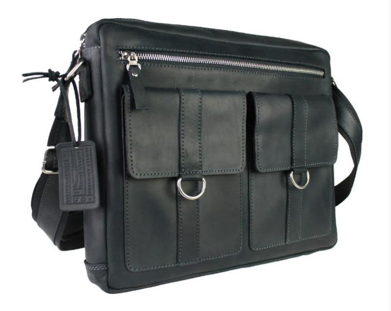 Кожаная сумка для документов sm03g-03