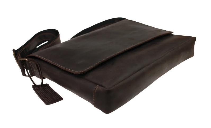 Кожаная сумка для документов sm03g-15