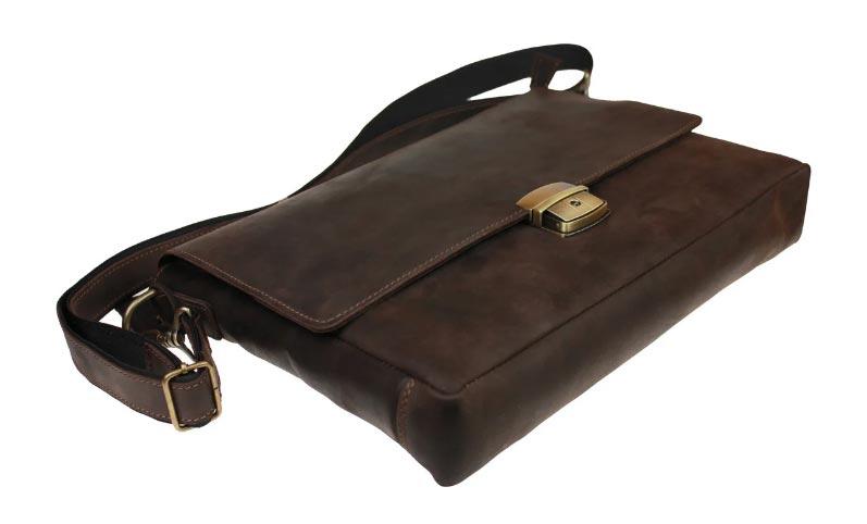 Кожаная сумка для документов sm03g-18