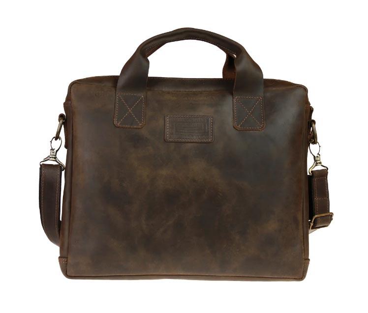 Кожаная сумка для документов sm03g-20