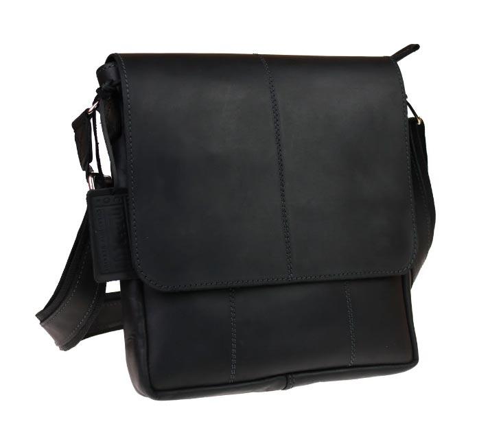 Купить мужскую кожаную сумку SM01VP-121
