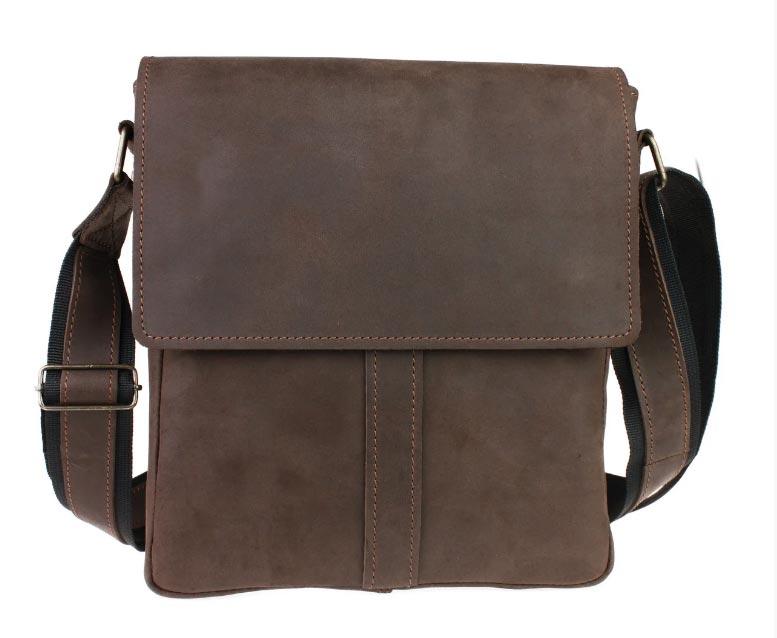 Купить мужскую кожаную сумку SM01VP-49