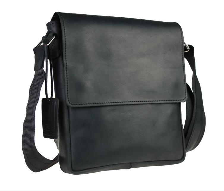 Купить мужскую кожаную сумку SM01VP-67