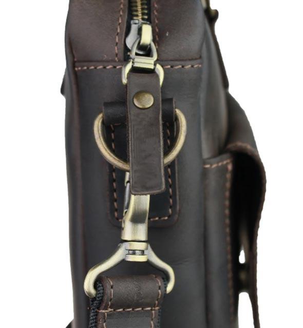 Кожаная сумка для документов sm03g-10