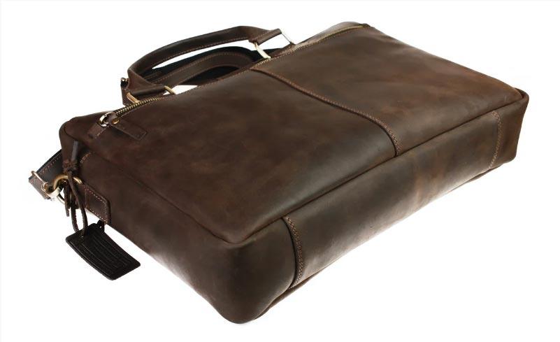 Кожаная сумка для документов sm03g-26
