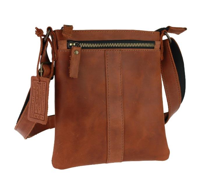 Купить мужскую кожаную сумку SM01VP-108
