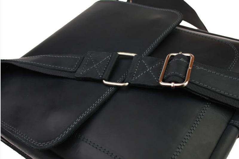 Купить мужскую кожаную сумку SM01VP-119