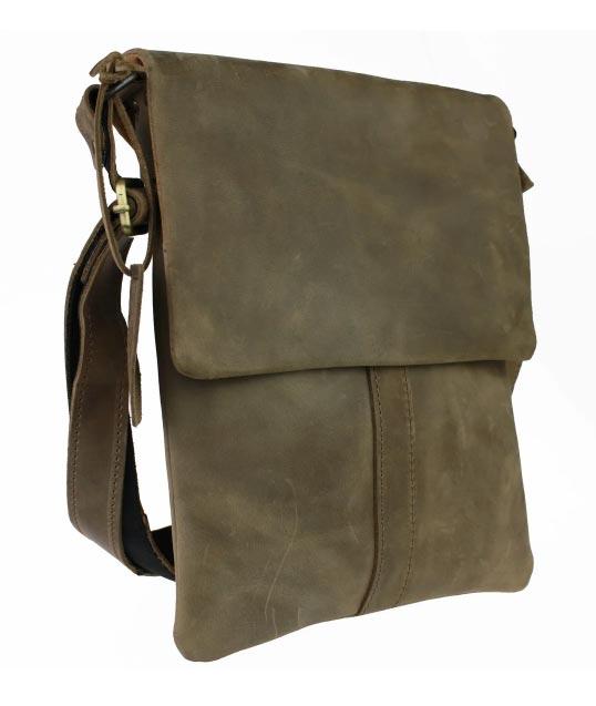 Купить мужскую кожаную сумку SM01VP-78