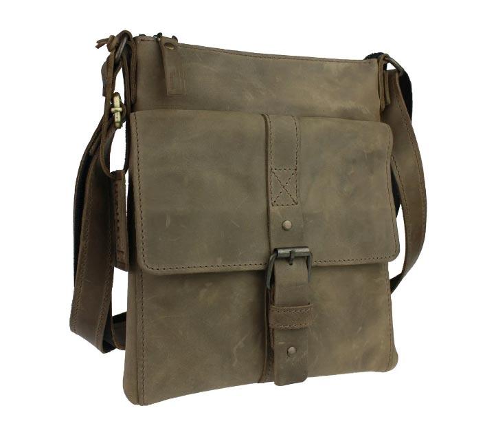 Купить мужскую кожаную сумку SM01VP-79