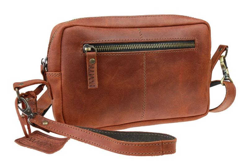 Кожаная сумка клатч sg11-48