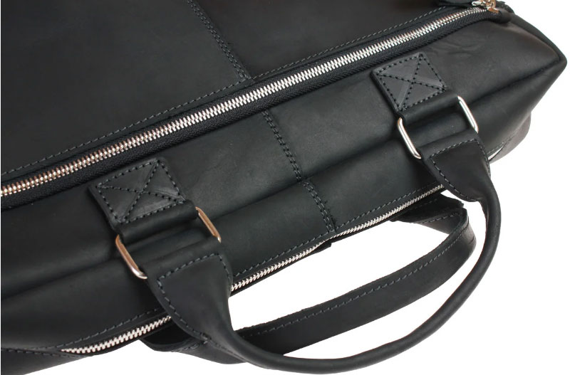 Кожаная сумка для документов sm03g-27
